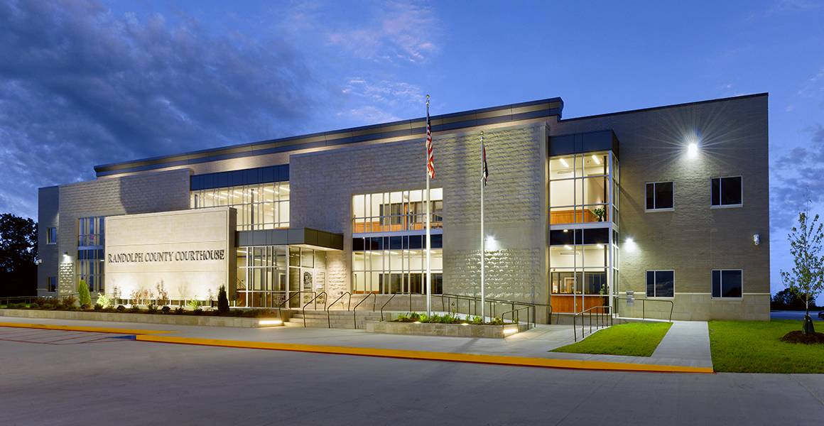 Randolph County Courthouse - N·FORM Architecture