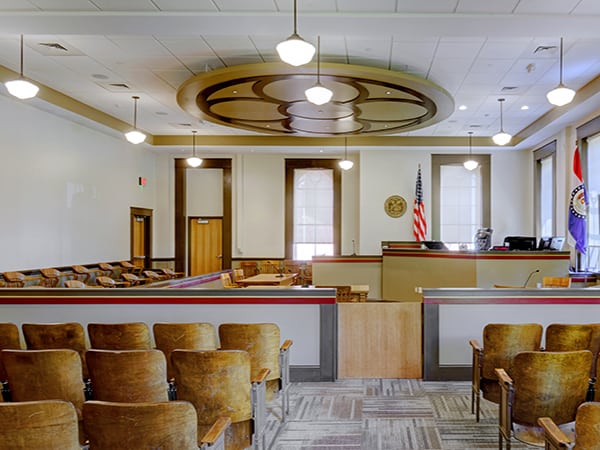 Macon County Courthouse Expansion