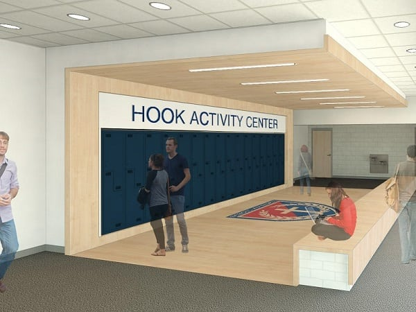 College of the Ozarks Hook Activities Center