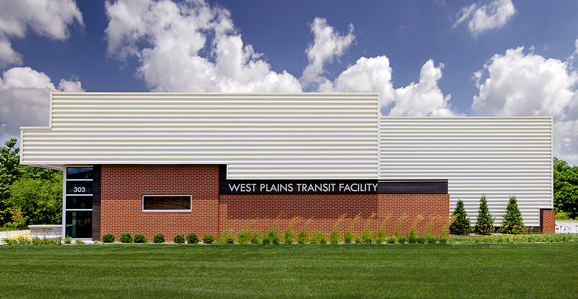 West Plains Transit Facility